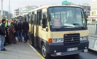 İstanbul Minibüsçüler Odası minibüs ücretlerine zam yapılmasını istedi