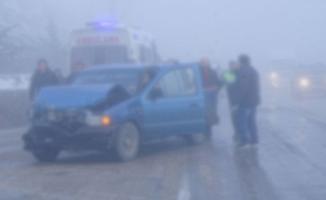 Kastamonu Son Dakika! Trafik Kazasında 7 Araç Birbirine Girdi
