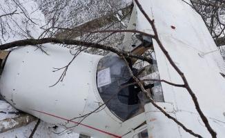 Kocaeli'de Eğitim Uçağı Düştü !