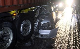 Konya- Adana Yolunda Korkunç Trafik Kazası! 2'si Çocuk 4 Kişi Hayatını Kaybetti