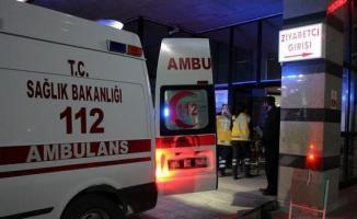 Mardin Kızıltepe'de Halk Otobüsü Yayalara Çarptı ! Ölü ve Yaralı Var