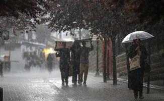 Meteoroloji'den Çok Önemli Uyarı: Şiddetli Yağış Geliyor