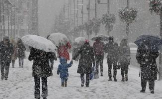 Meteoroloji'den Uyarı Geldi: Şiddetli Kar Yağışı Geliyor