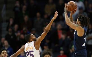 Minnesota Timberwolves, sahasında Phoenix Suns'ı mağlup etti