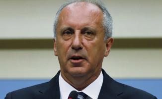 Muharrem İnce'den Yerel Seçim Açıklaması: Ben Cumhurbaşkanı Olurum