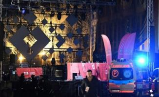 Polonyalı belediye başkanı sahnede bıçaklı saldırıya uğradı