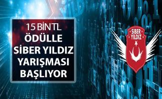 Siber Yıldız Yarışması Başlıyor ! 15 Bin TL Verilecek