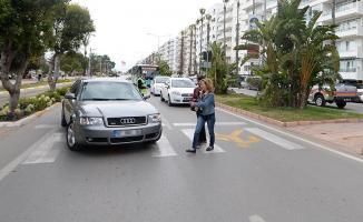 Trafikte yaya önceliği bilinci oluşması için bakanlık tarafından kampanya hazırlanacak