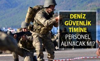 TSK Yeni Özel Kuvvetler Kuruyor! DGT Askeri Personel Alımı Yapacak Mı?