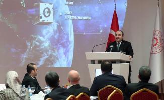 Türkiye Uzay Ajansının merkezi Ankara'da olacak