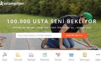Ustamgeliyor.com Türkiye'de Binlerce Ustaya İstihdam Sağlıyor!