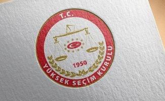 Yerel seçimler ile ilgili YSK'nın o kararı Resmi Gazete'de yayımlandı
