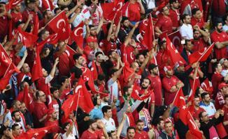 2020AvrupaFutbol Şampiyonası: Arnavutluk - Türkiye maçının bilet fiyatları satışa sunuldu