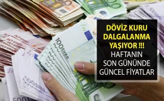 22 Şubat Dolar Kurunda Son Durum! Güncel Euro ve Dolar Fiyatları