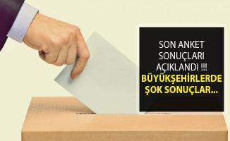 Ada Araştırma Şirketi Anket Sonucu Açıklandı! Ankara'da Kim Önde?