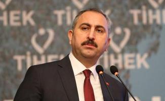 Adalet Bakanı Gül: Cumhuriyet Tarihi Boyunca Yapılmayan İşler Erdoğan Liderliğinde Yapıldı