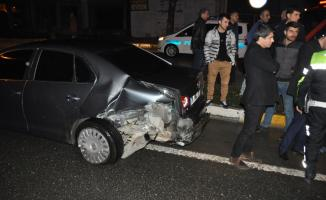 Adıyaman'da trafik kazası: 4 yaralı