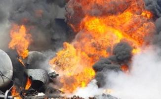 Afganistan'da Patlama! Çok Sayıda Ölü Var