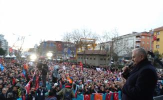 AK Parti Ataşehir Mitingi