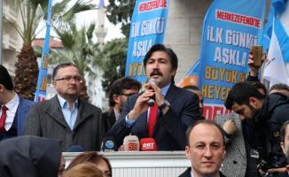 AK Parti Grup Başkanvekili Cahit Özkan: