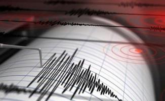 Akdeniz açıklarında 4,2 büyüklüğünde deprem oldu