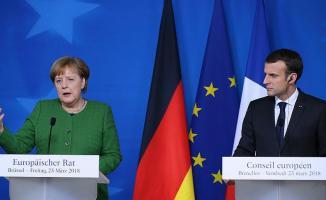 Almanya ve Fransa, Avrupa'nın ortak sanayi politikası için anlaştı