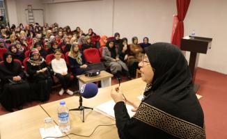 Annesi Mısır'daki direnişin sembol ismi kızı