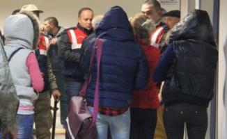 Antalya'da fuhuş operasyonunda gözaltına alınanlardan 7'si tutuklandı