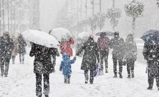 Ardahan'da Okullara Kar Tatili! 19 Şubat Okullara Kar Tatili!