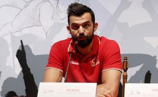 Arslan Ekşi, Halkbank Erkek Voleybol Takımı'na transferi hakkında açıklamalarda bulundu