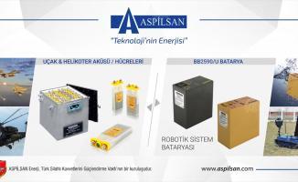 ASPİLSAN tarafından ilk milli ve yerli Lityum İyon Silindirik Pil üretilecek