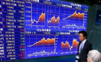 Asya borsalarında, haftanın ikinci işlem gününde karışık bir seyir izlendi