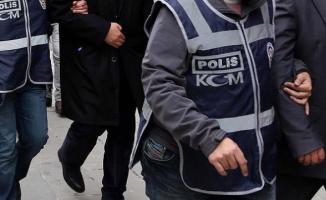 Aydın'da terör örgütü PKK/KCK'ya yönelik operasyonda 10 zanlı yakalandı