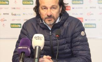 Balıkesirspor Teknik Direktörü Giray Bulak'tan maç sonrası açıklama