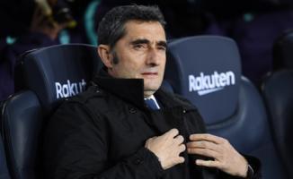 Barcelona, Valverde'nin sözleşmesini uzattı