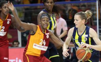 Basketbol Kadınlar Tükiye Kupası'nda derbi heyecanı. Fenerbahçe ve Galatasaray Şanlıurfa'da karşılaşacak