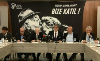 Beşiktaş Kulübünün kongre üyesi Dizdar 'Büyük Beşiktaş Yürüyüşü' hakkında bilgi verdi