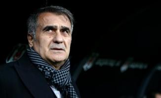 """Beşiktaş Teknik Direktörü Şenol Güneş sert çıktı: """"Bizi acımasızca eleştirenler..."""""""