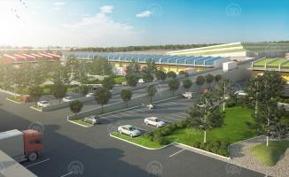 Binali Yıldırım, İstanbul'un iki yakasında yapmayı planladığı 'Gıda Merkezi' projesini paylaştı