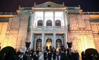 Binali Yıldırım'ın, Çipras'ı kabulü