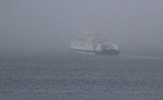 Boğaz, çift yönlü olarak transit gemi geçişlerine kapatıldı
