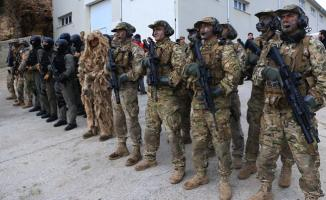 Bordo Bereli, SAT ve SAS Komandosu Alımı 2019! Özel Kuvvetler Komutanlığı