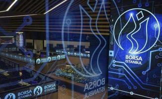 Borsa İstanbul'da işlem gören şirketlerinin toplam piyasa değeri