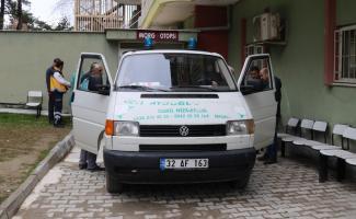 Burdur'da toprağa gömülü parçalanmış kadın cesedi bulundu
