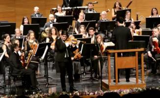 Bursa Bölge Devlet Senfoni Orkestrası BBDSO'dan 'Beethoven Eroica' konseri