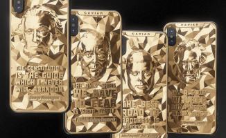 Caviar'dan Başkanlar Gününe Özel iPhone XS ve iPhone XS Max