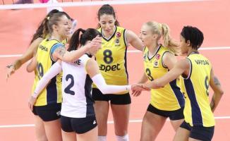 CEV Kadınlar Şampiyonlar Ligi'nde Fenerbahçe, E Grubu'nda yarın Rus ekibini konuk edecek