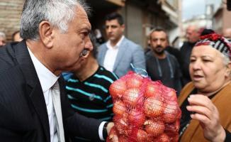 CHP Adana Büyükşehir Belediye Başkan adayı Zeydan Karalar:  Adana, her açıdan geri kaldı