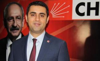 CHP Adana İl Başkanı Emrah Kozay partisinden istifa etti