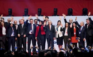 CHP Aday Tanıtım Toplantısı